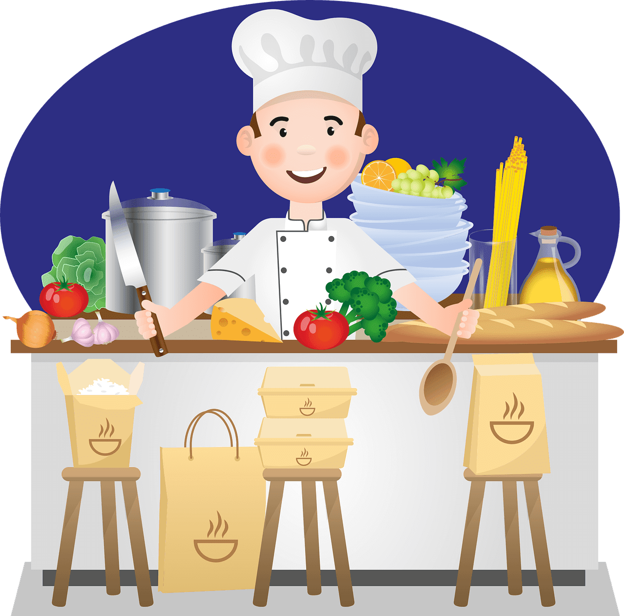 Contoh Application Letter Juru Masak/Koki/Chef (Fresh Graduate)