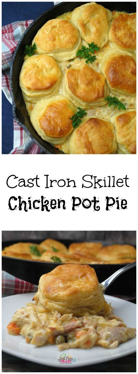 CAST IRON SKILLET 4 INGREDIENT CHICKEN POT PIE    #DESSERTS #HEALTHYFOOD #EASYRECIPES #DINNER #LAUCH #DELICIOUS #EASY #HOLIDAYS #RECIPE #SPECIALDIET #WORLDCUISINE #CAKE #APPETIZERS #HEALTHYRECIPES #DRINKS #COOKINGMETHOD #ITALIANRECIPES #MEAT #VEGANRECIPES #COOKIES #PASTA #FRUIT #SALAD #SOUPAPPETIZERS #NONALCOHOLICDRINKS #MEALPLANNING #VEGETABLES #SOUP #PASTRY #CHOCOLATE #DAIRY #ALCOHOLICDRINKS #BULGURSALAD #BAKING #SNACKS #BEEFRECIPES #MEATAPPETIZERS #MEXICANRECIPES #BREAD #ASIANRECIPES #SEAFOODAPPETIZERS #MUFFINS #BREAKFASTANDBRUNCH #CONDIMENTS #CUPCAKES #CHEESE #CHICKENRECIPES #PIE #COFFEE #NOBAKEDESSERTS #HEALTHYSNACKS #SEAFOOD #GRAIN #LUNCHESDINNERS #MEXICAN #QUICKBREAD #LIQUOR