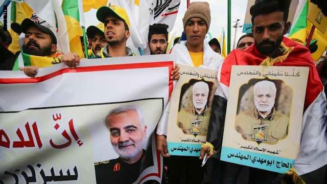 سعوديون يتداولون مقطع فيديو لأبومهدي المهندس: كان يتمنى دمار السعودية وليس إسرائيل