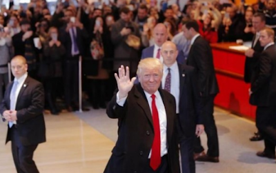 Surat terbuka untuk Donald Trump