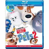 The Secret Life of Pets 2 3D Movie Dual Audio Hindi Download