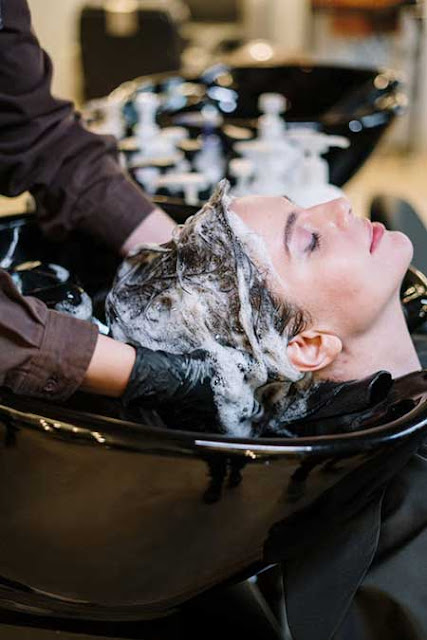 Applying Shampoo Can Lead to Hair Fall