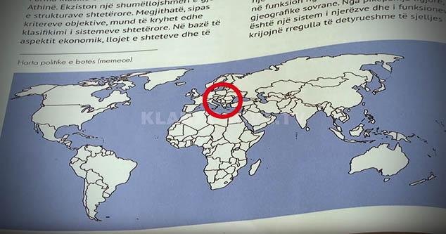 #Kosovo #Je #Srbija #Udžebnik #Geografija #Mediji #Izdaja #kmnovine