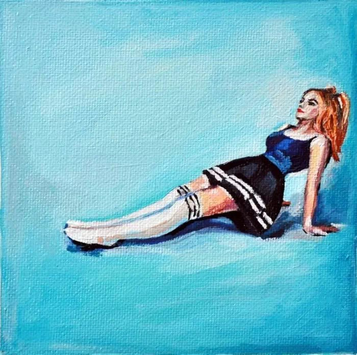 Мир искусства. Sasha Robinson 5