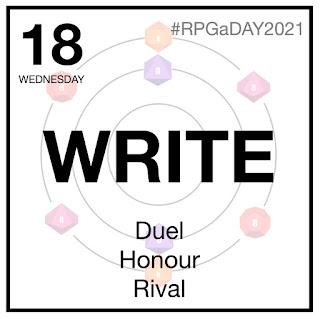RPGaDAY2021 Day 18