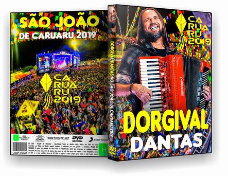 DVD - Dorgival Dantas – no São João de Caruaru - ISO