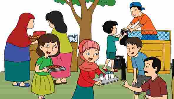 Kegiatan Gotong Royong