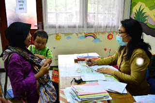 Manajemen Tindak lanjut Bayi Sakit (MTBS)