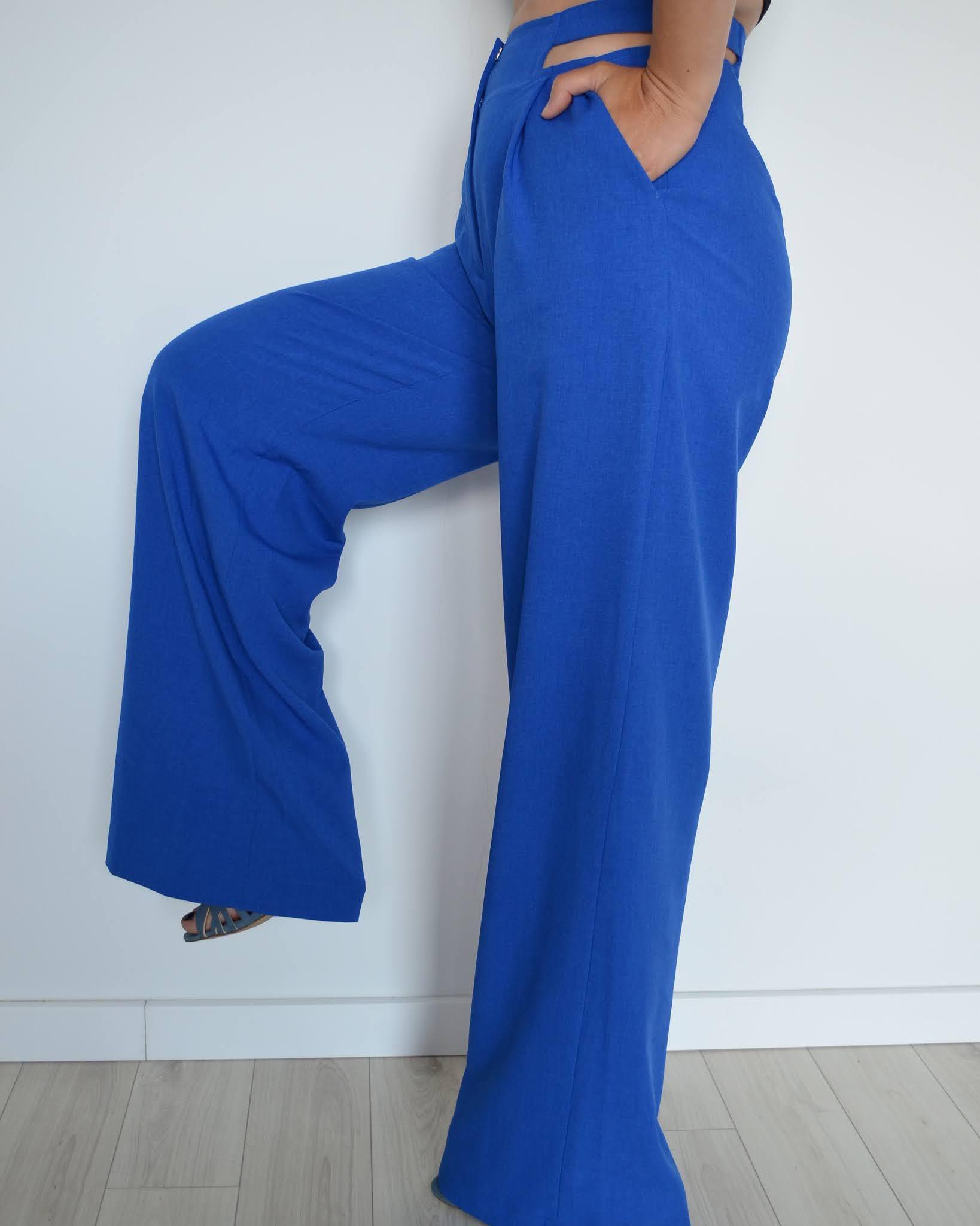 moda;fashion;www.adriana-style.com;szerokie lniane spodnie laurella;letnie lniane spodnie;damskie lniane spodnie;szeroka nogawka;@adrianastyle_stylist;polska marka odzieżowa;wspieram polskie marki;ubrania szyte w Polsce;