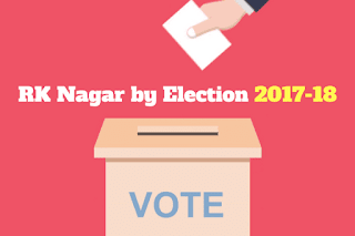 Dr Radhakrishnan Nagar Election Date 2017 | RK Nagar by Election 2017-18 Dates