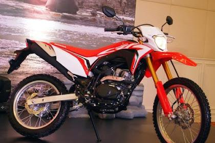 Honda CRF150L Resmi dirilis oleh AHM