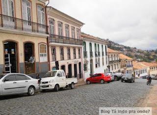 passeando por Ouro Preto