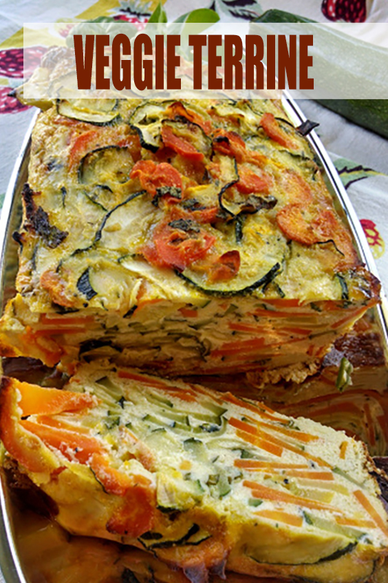 VEGGIE TERRINE RECIPE