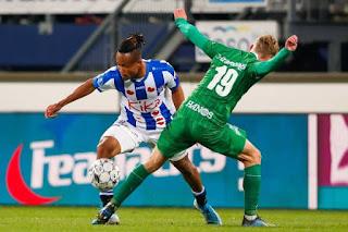 Dutch club reject eight million euros bid for sensation Nigeria forward