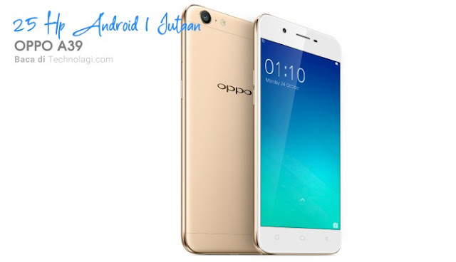 Hp Android murah OPPO A39