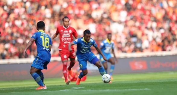 Usai Kalahkan Persija, Persib Bandung Hadapi Kalteng Putra