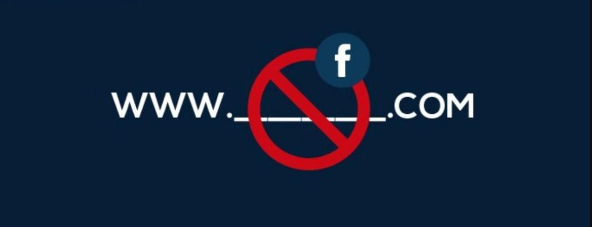 Cara Mengatasi Blog Diblokir Oleh Facebook