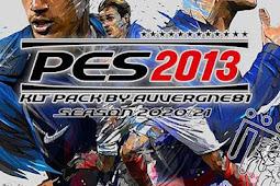 National Teams Kitpack 2020/2021 - PES 2013