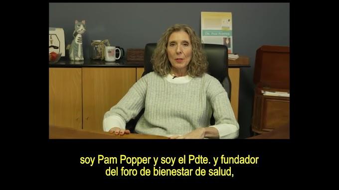 Pam Popper - entrevista