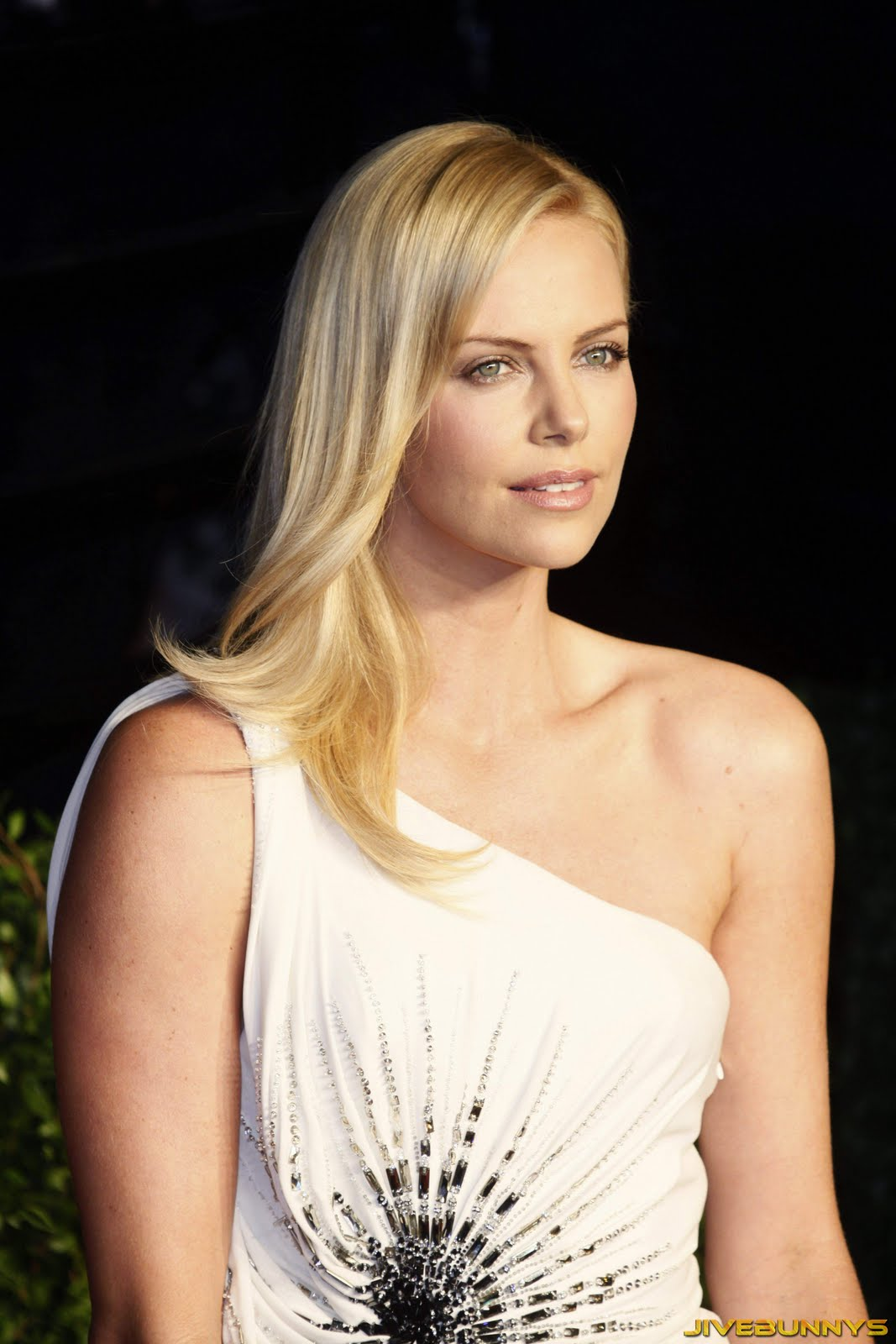 Charlize Theron In Versace For British Vogue: Charlize Theron Special Pictures (29)