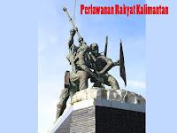 Macam Perlawanan Rakyat Kalimantan pada Masa Perjuangan