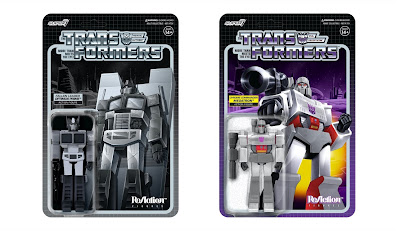 Target Exclusive Transformers Generation 1 ReAction Figures by Super7
