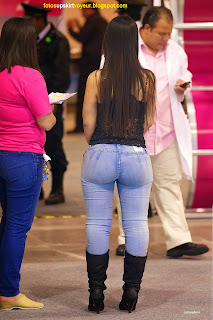 chicas-bonitas-pantalon-pegado
