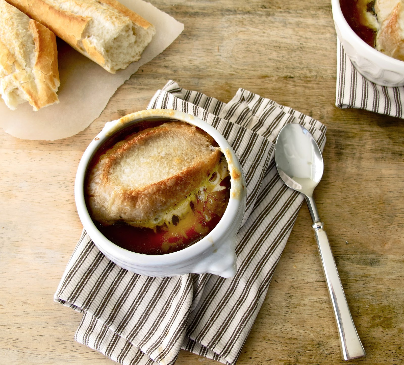Jenny Steffens Hobick Recipes: Jenny Steffens Hobick: French Onion Soup