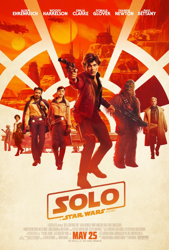 Han Solo movie official poster