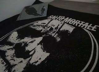 Salto Mortale - Ατελές το ον cd & t-shirt