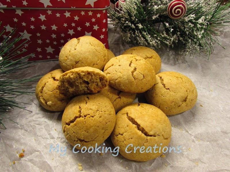 Лесни меденки без захар * Cookies speziati al miele