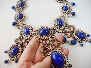 statement necklace, reenactment jewelry, stage jewelry, costume jewelry