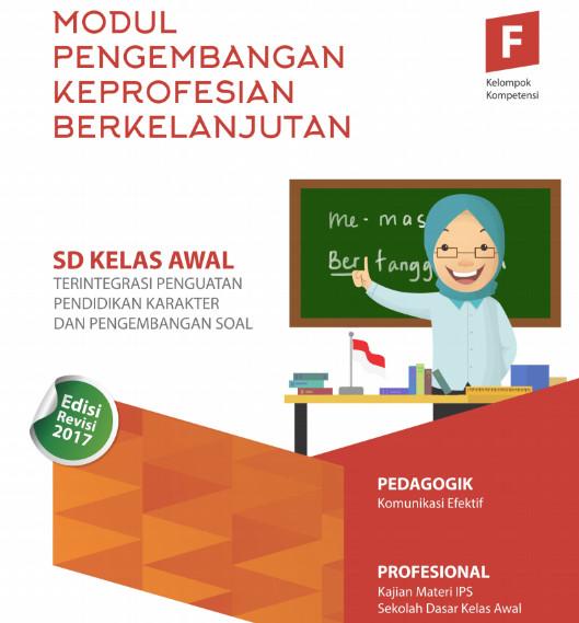 Modul SIM PKB Kompetensi F SD Kelas Rendah Tahun 2017 [PDF]