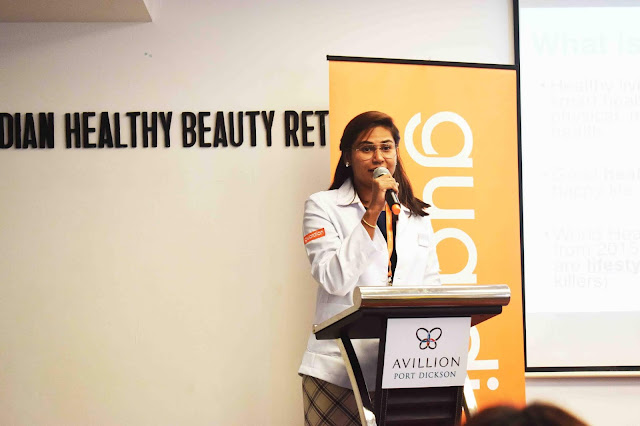 Moment With Guardian Retreat Health Beauty 2019 at Avillion PD : Part 1