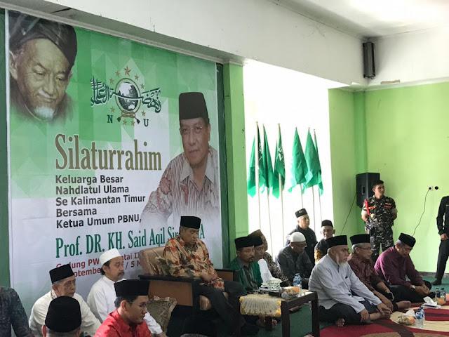 Kiai Said Aqil Sebut PBNU Bakal Pindah Kantor ke Ibu Kota Negara Baru