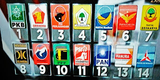 Ini Kata Megawati Usai Pengundian nomor Urut Partai