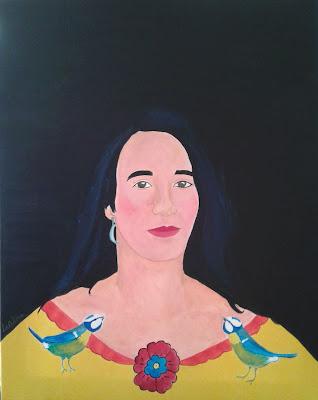 La Fleur de Frida (2020), LaOdina