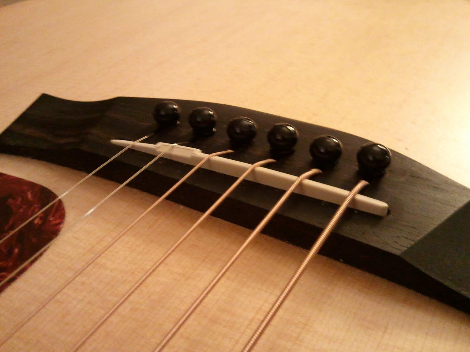 bridge garden picture acoustic guitar bridge saddle. Black Bedroom Furniture Sets. Home Design Ideas
