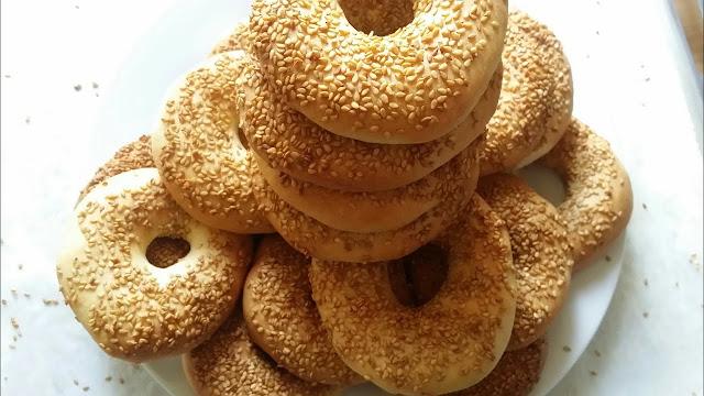 طريقة تحضير كعك الحمص- أكلة تونسية