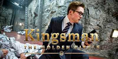 Kingsman The Golden Circle 2017 300MB Dual Audio Hindi Movies Download HDRip