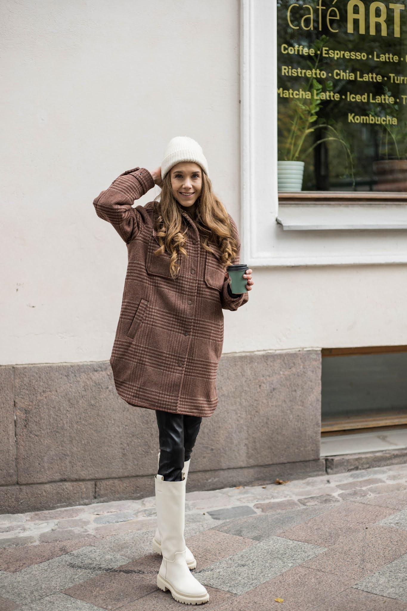 Rento syysmuoti // Casual autumn fashion