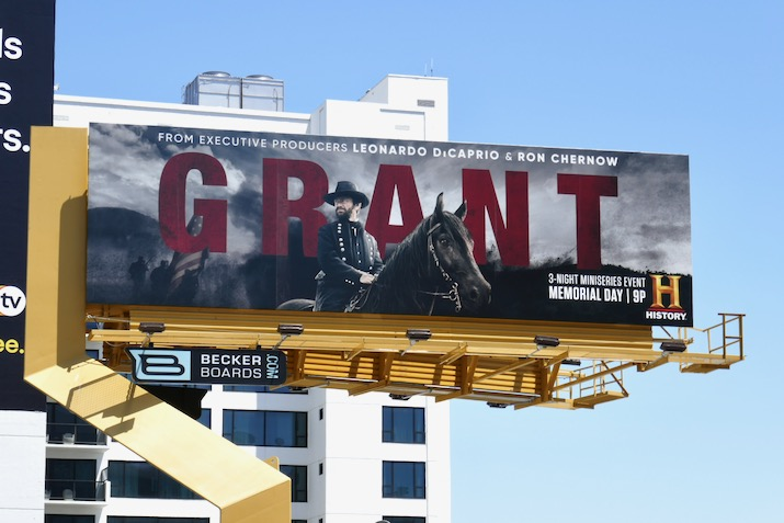 Grant series billboard