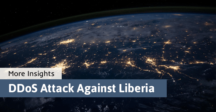 More Insights On Alleged DDoS Attack Against Liberia Using Mirai Botnet