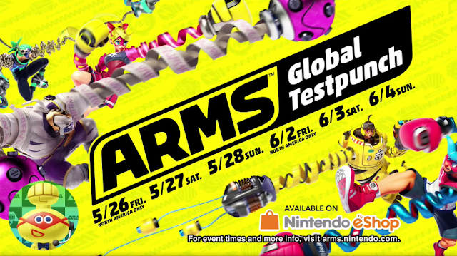 ARMS Global Testpunch Test Punch May June