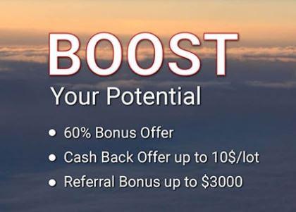 Uniglobe Markets 60% Deposit Bonus (Welcome Bonus)