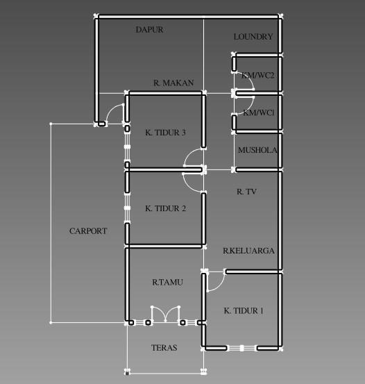 12 desain rumah minimalis 2020 dengan teras limas