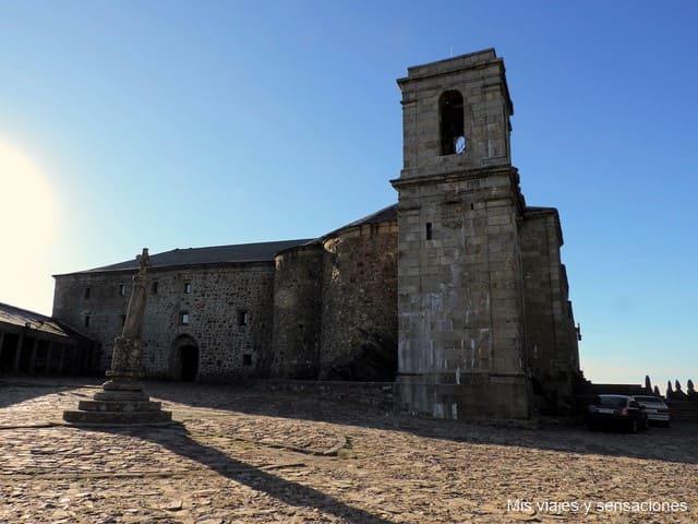 Santuario Peña de Francia, Salamanca