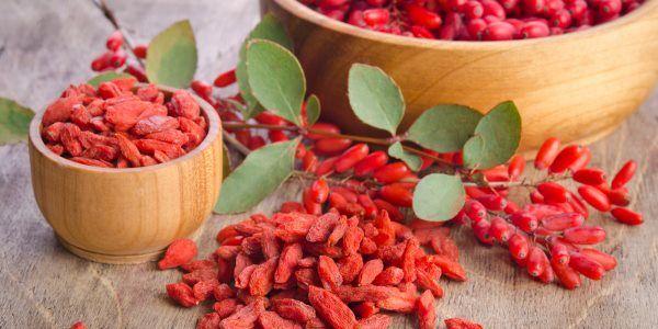 Emagrecer cardápio e dieta para secar com goji berry