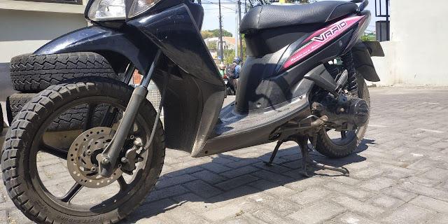 5 Rental Sewa Motor di Tembalang Semarang Mulai dari Rp.55.000