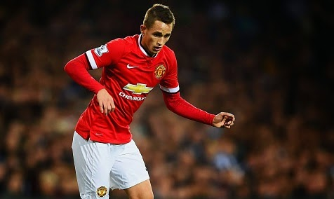 Manchester United youngster Adnan Januzaj on Everton's radar